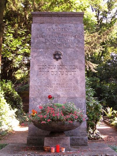 Joods Monument Dortmund