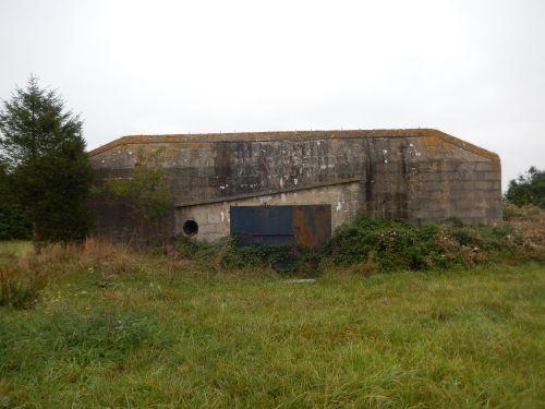 Atlantikwall - Batterie La Marefontaine
