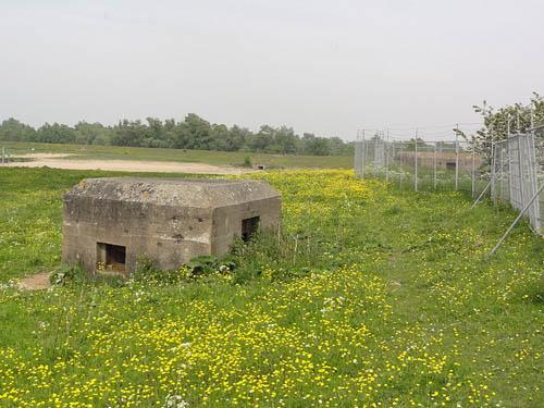 Fort Pannerden - S3-Kazemat 7