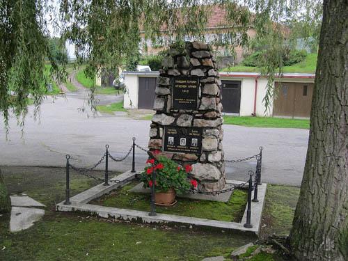 Liberation Memorial Hluboké