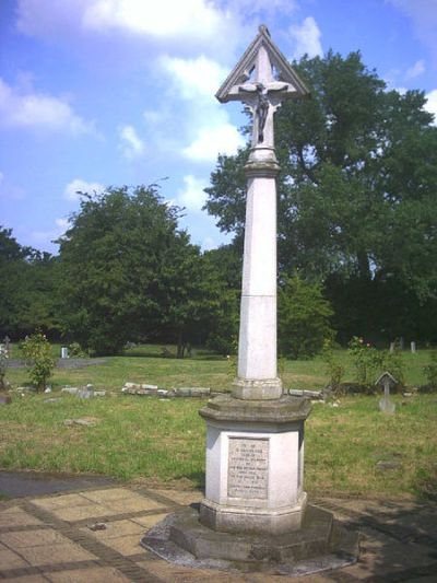 War Memorial Worcester Park