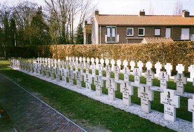 Polish War Graves Cemetery Laurentius Breda