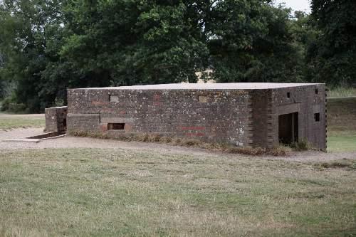 Pillbox FW3/28A Bodiam Castle