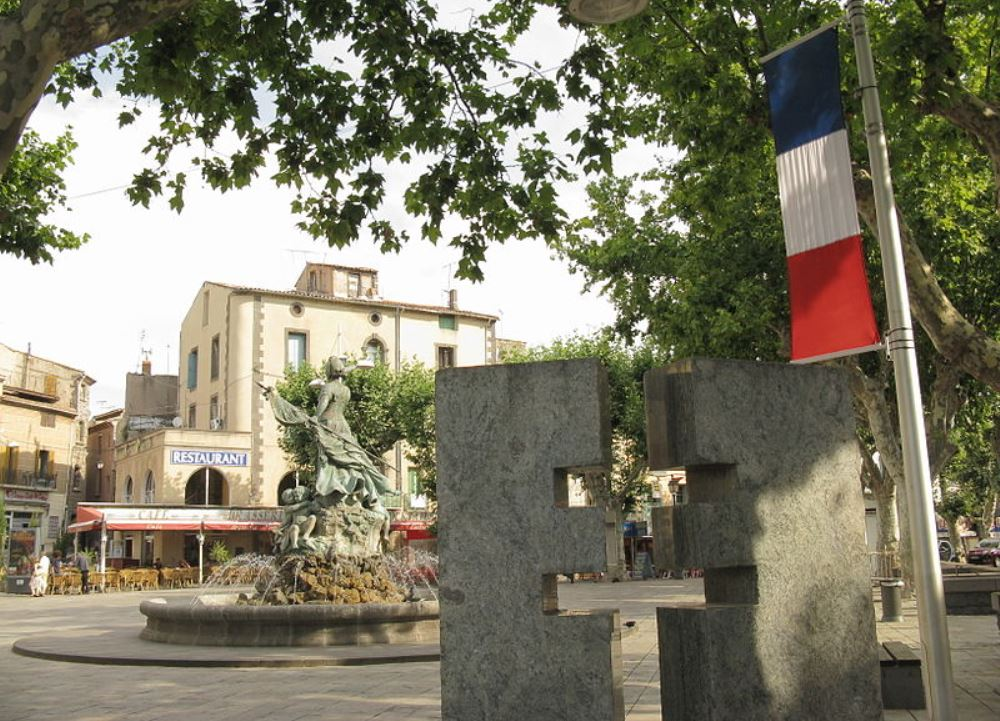 Monument Verzet Agde