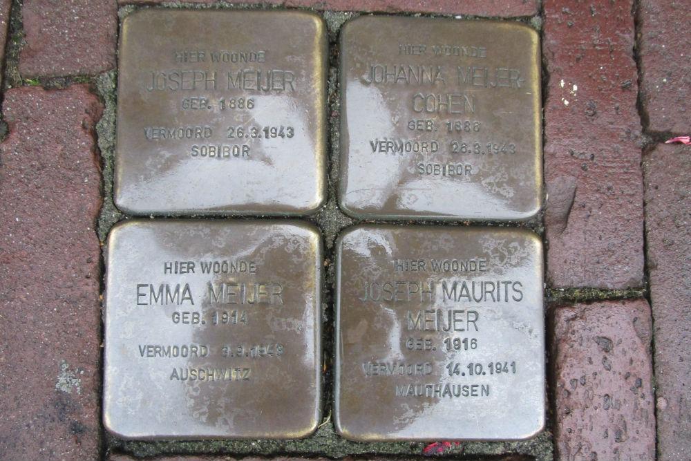 Stumbling Stones Grootestraat 18