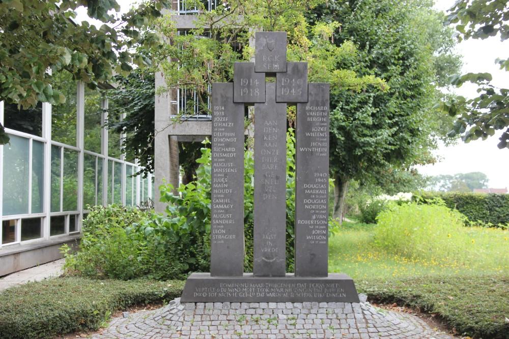 War Memorial Roksem