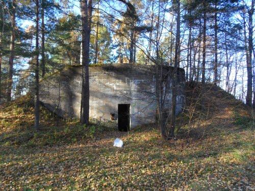 Kustartillerie Fort Krasnaya Gorka (