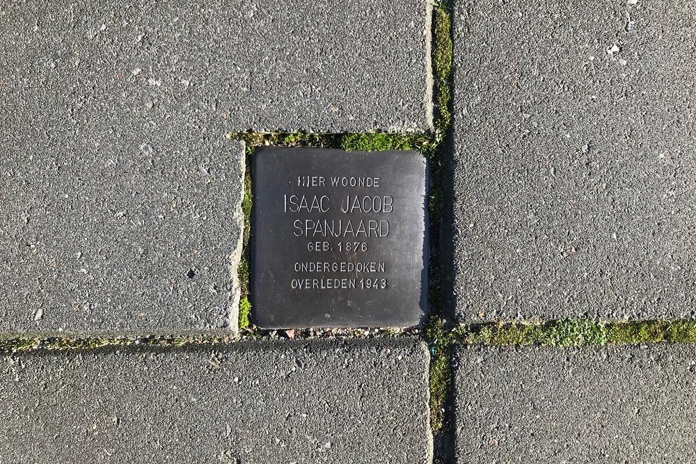 Stolpersteine Stationstraat 72