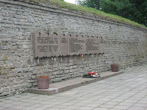 Monument Slag om Narva
