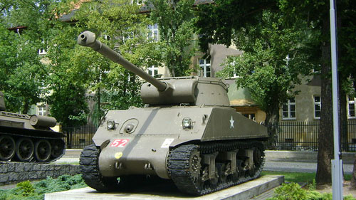 M36B1 Tank Destroyer Żagań