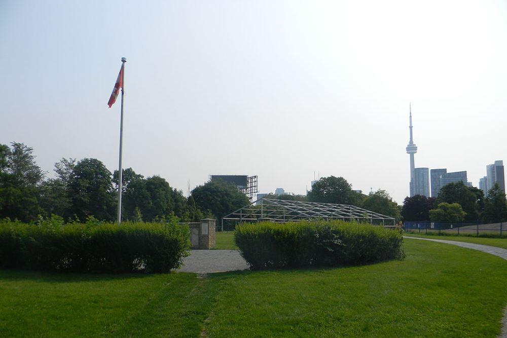 Fortbegraafplaats Fort York