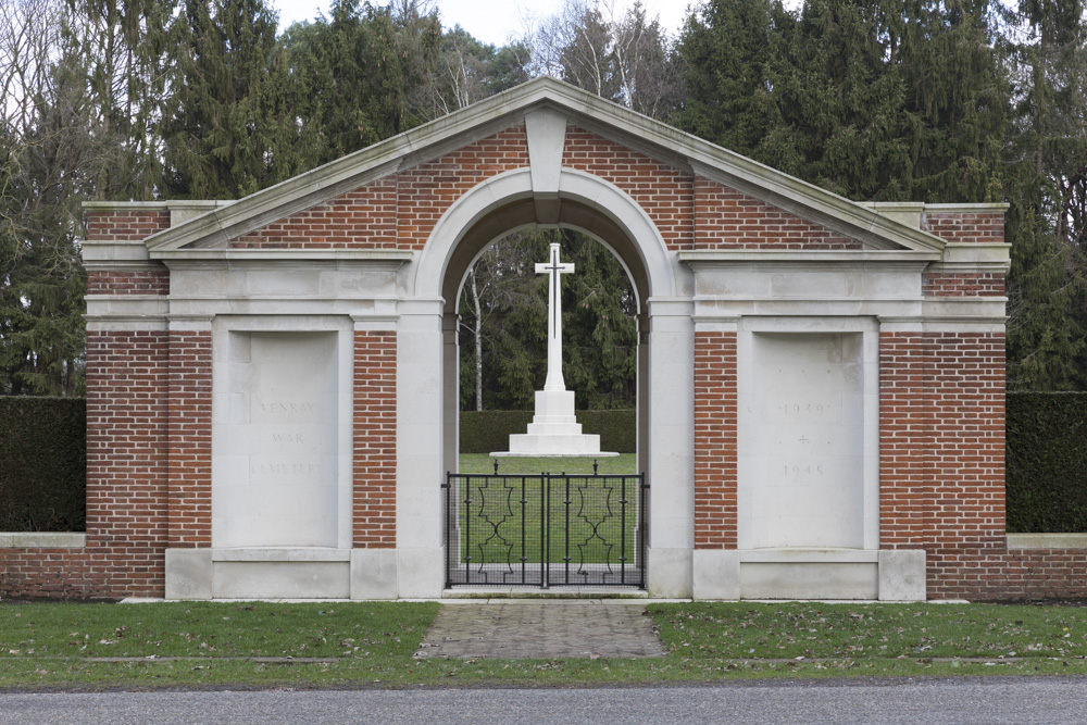 Commonwealth War Cemetery Venray