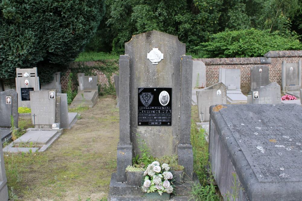 Belgian War Grave Hever