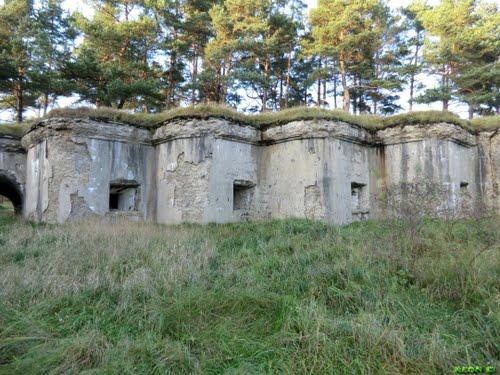 Festung Libau - Fort Redana