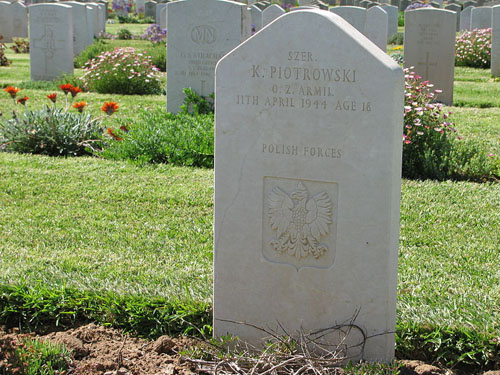 Polish War Graves Ramla