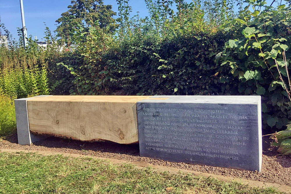 War Memorial Mayors North-Brabant