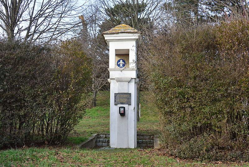 French Mass Grave Poysdorf
