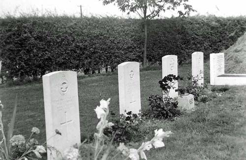 Commonwealth War Graves South Stoneham Cemetery