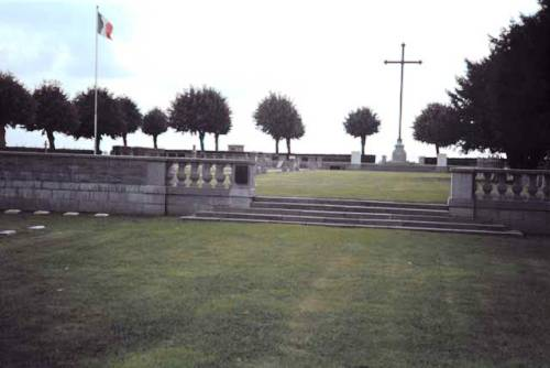 French-German War Cemetery Le Sourd