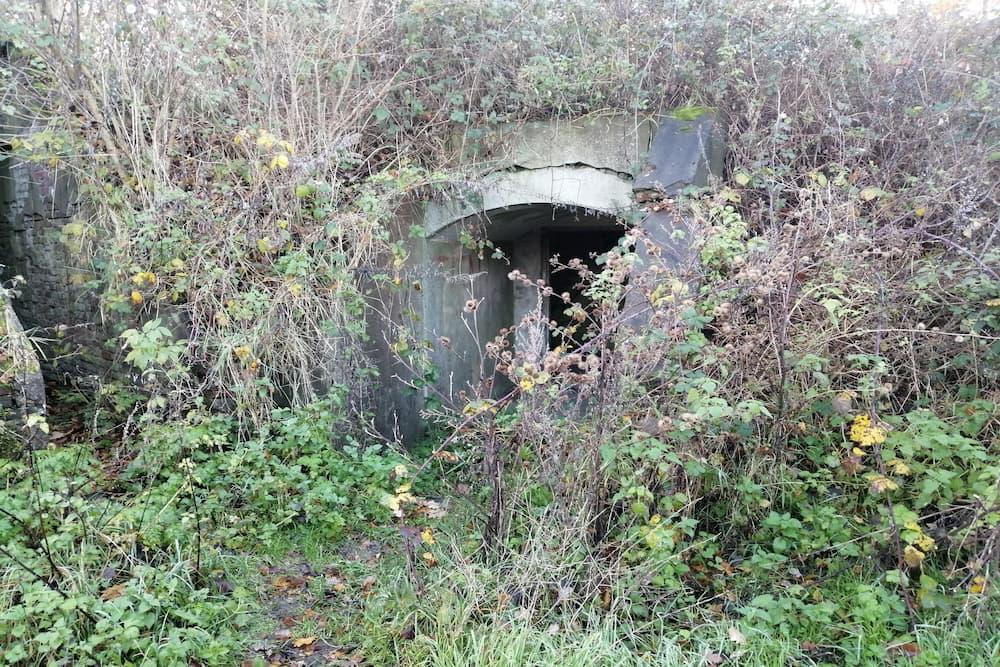 Small Hospital Bunker Ouddorp