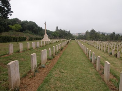 Commonwealth War Cemetery Dely Ibrahim