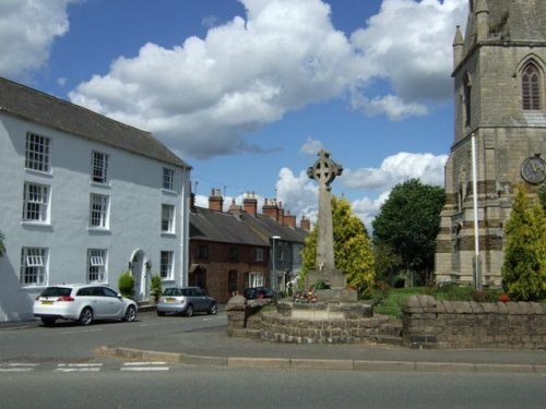 War Memorial Husbands Bosworth