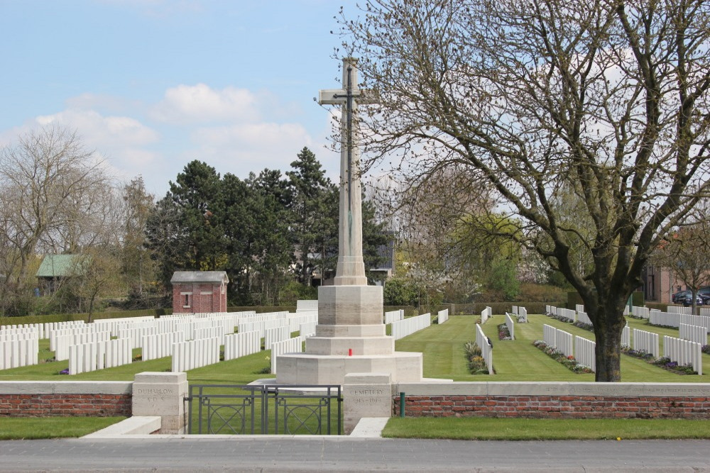 Commonwealth War Cemetery Duhallow A.D.S.