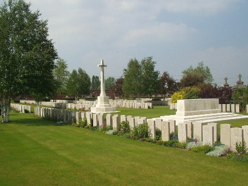 Commonwealth War Graves Béthune