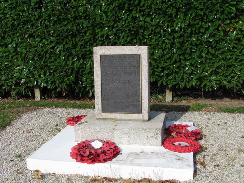 Memorial 6th British Airborne Divisie Bréville-les-Monts