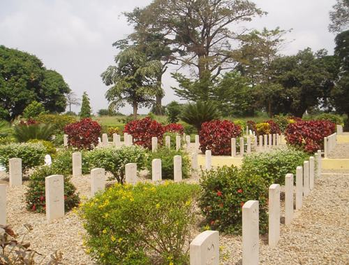 Commonwealth War Graves Kumasi