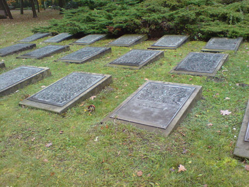 German War Graves Cottbus