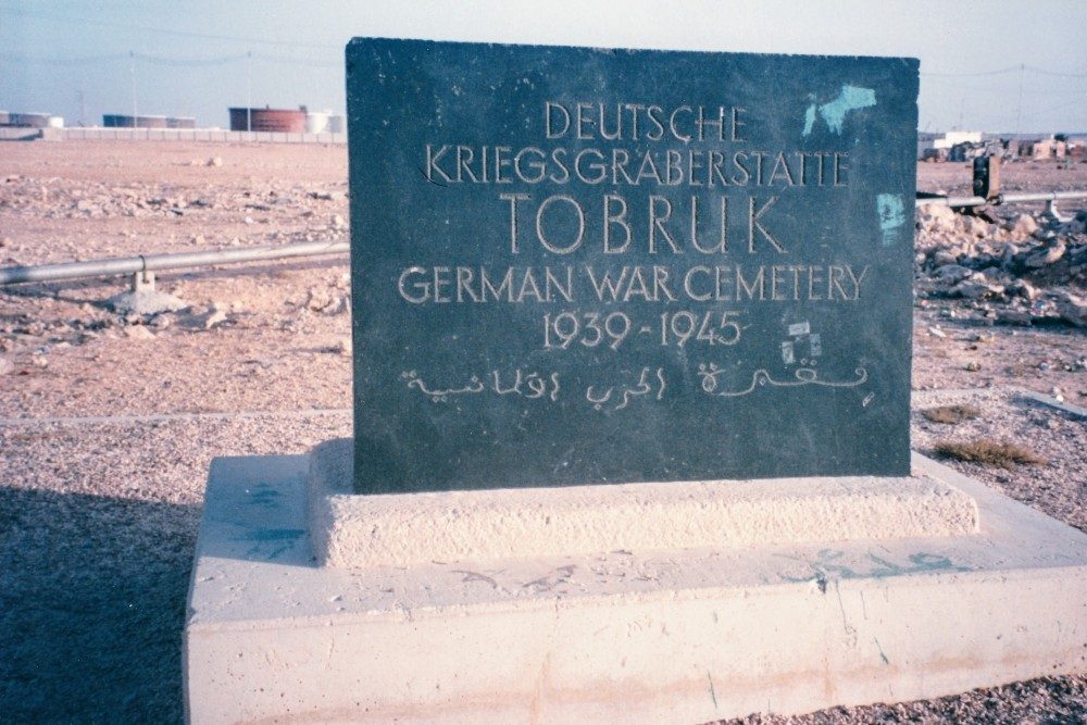 German War Cemetery Tobruk