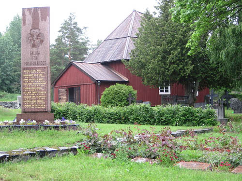 Finnish War Graves Kimitoön