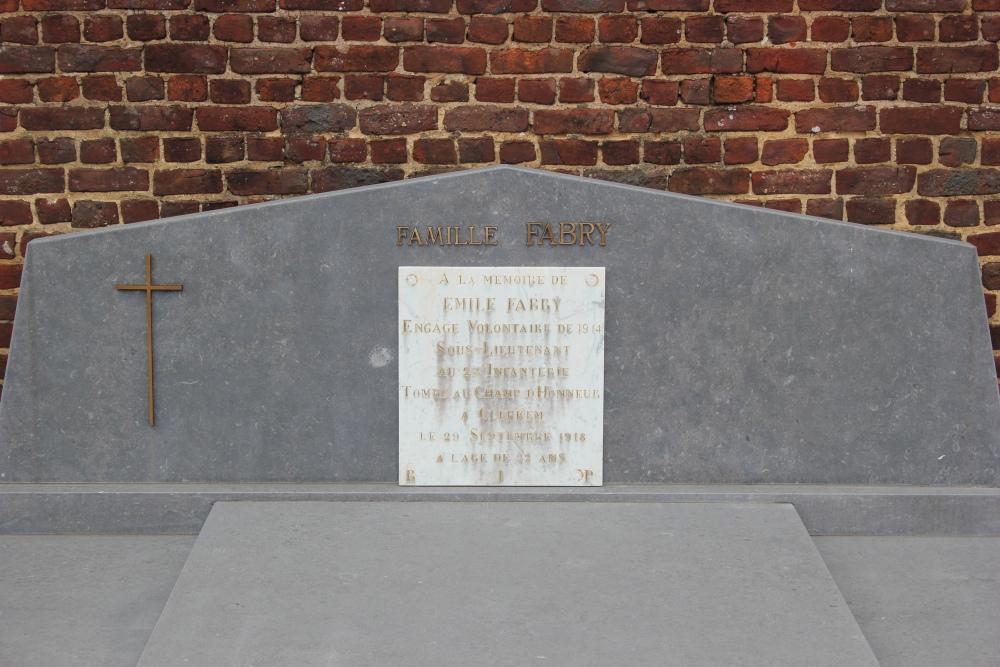Belgian War Grave Corbais