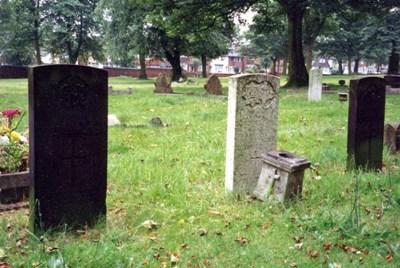 Oorlogsgraven van het Gemenebest West Bromwich Cemetery