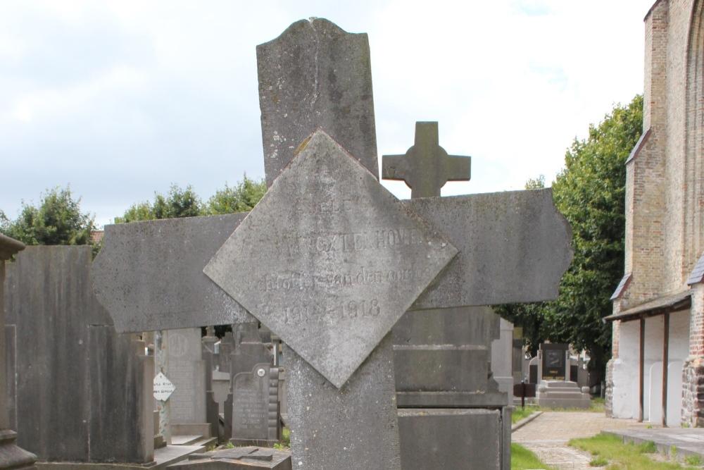 Graves Civilian Casualties Alveringem