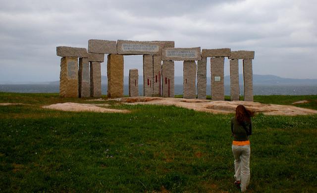 Memorial Victims Franco-regime A Coruña