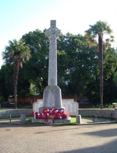 War Memorial Wisbech