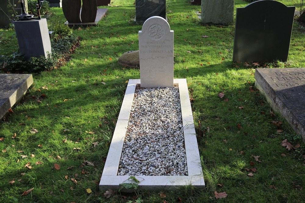Nederlandse Oorlogsgraven Algemene Begraafplaats Bergen