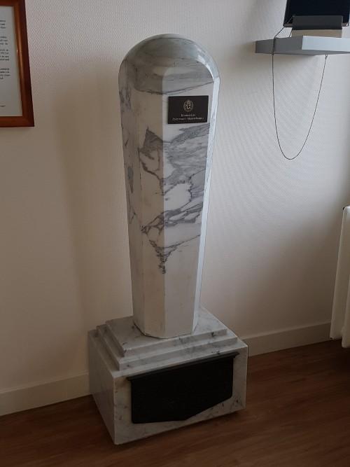 Monument Koninklijke Paketvaart Maatschappij Egmond aan Zee