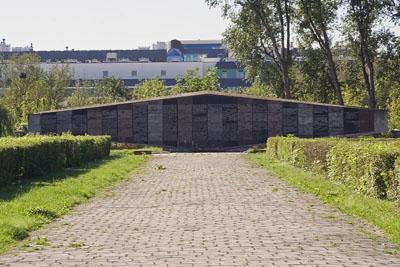 Sovjet Oorlogsbegraafplaats Skowronia Góra