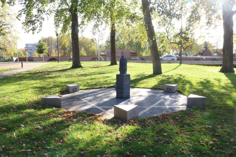 Joods Scholieren Monument Den Bosch