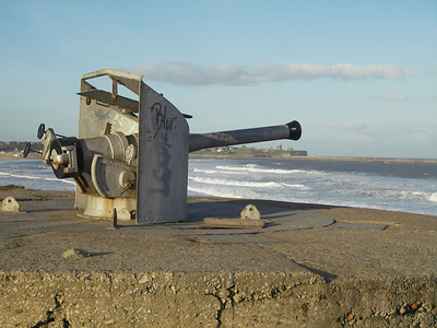Coastal Gun South Shields