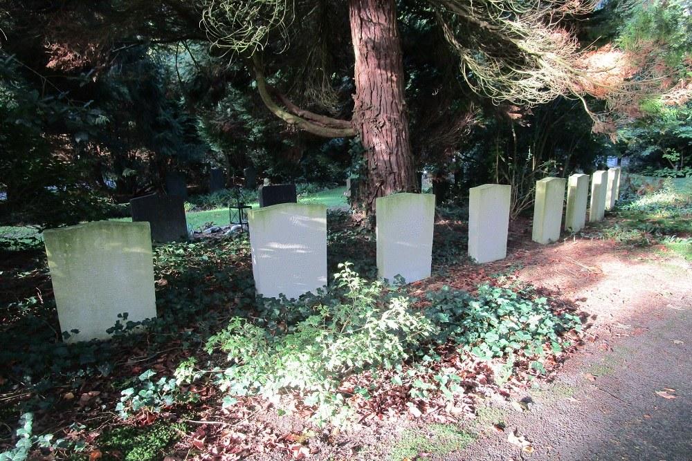 Nederlandse Oorlogsgraven Algemene Begraafplaats Kranenburg Zwolle