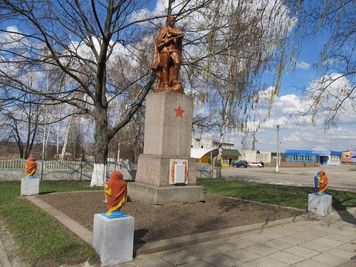 Mass Grave Soviet Soldiers Verhnya Syrovatka
