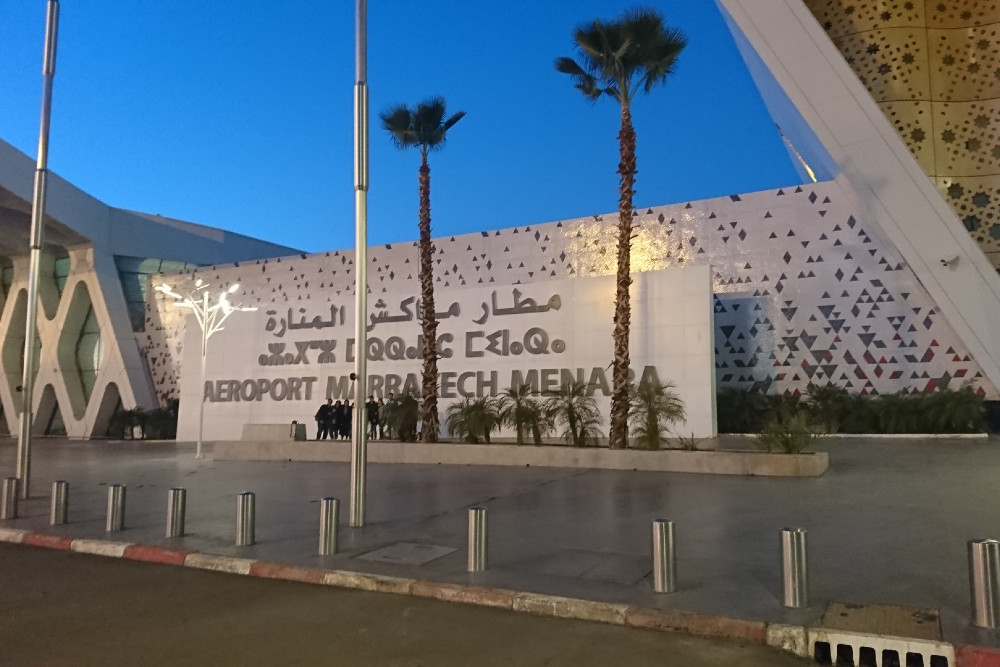 Marrakesh Menara Airport