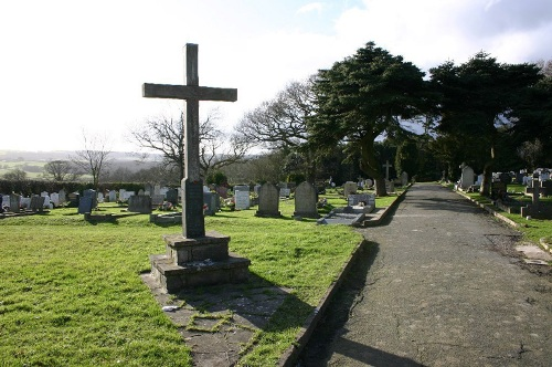 Commonwealth War Graves Ashey Cemetery