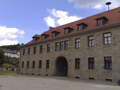 Concentration Camp Flossenbürg