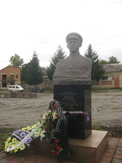 Graf Held van de Sovjet-Unie I.I. Filippova