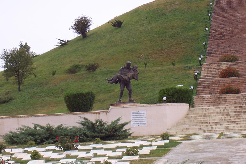 Memorial Turkish Martyrs